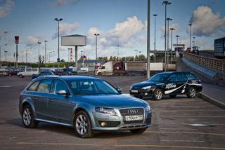 Тест-драйв Audi A4 Allroad VS Subaru Outback