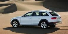 Тест-драйв Audi A4 allroad quattro