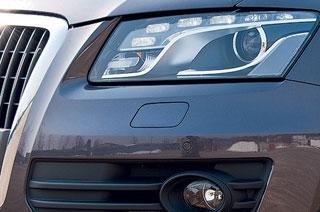 Тест-драйв Volvo XC60, Audi Q5