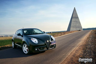 Тест-драйв Alfa Romeo MiTo