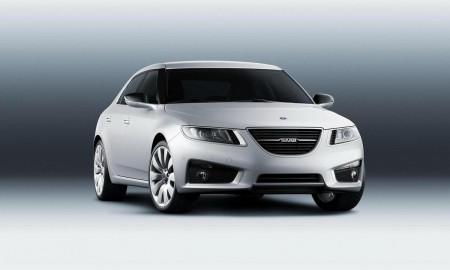 Saab 9-5 2010 года