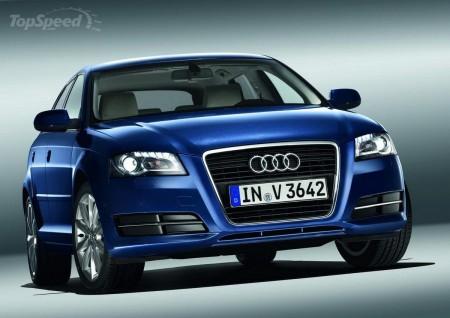 Audi представляет A3 Sportback 2011 года