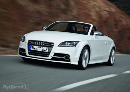 Audi TTS 2011 года