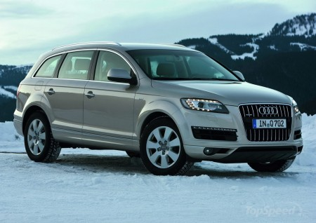 Audi представляет Q7 2011 года