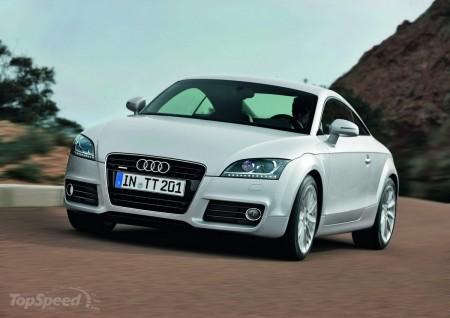 Audi TT 2011 года