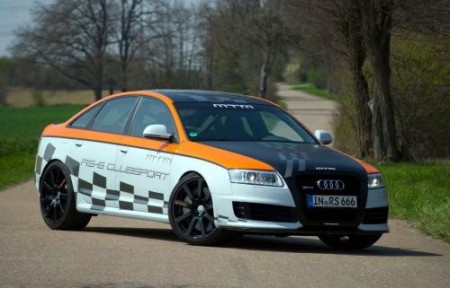 Audi RS6 Clubsport