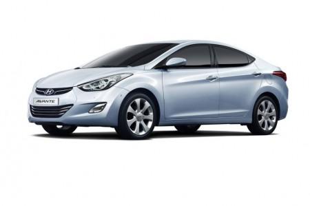 Hyundai Elantra 2011 года