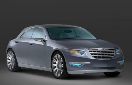 Концепт Chrysler Nassau