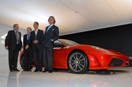 Ferrari: «Четыре двери? Никогда!»