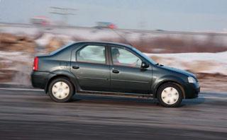 Тест-драйв Lada Kalina, Skoda Fabia, Renault Logan, Fiat Albea, Kia Spectra, Hyundai Accent