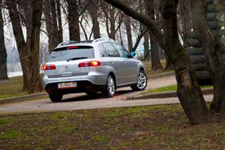 Тест-драйв Fiat Croma
