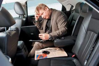 Тест-драйв Chrysler 300C, Chevrolet Tahoe