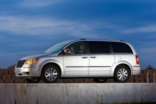 Тест-драйв Chrysler Grand Voyager