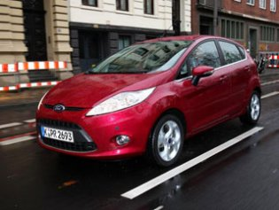 Тест-драйв Ford Fiesta, Seat Ibiza, Mazda2, Peugeot 207