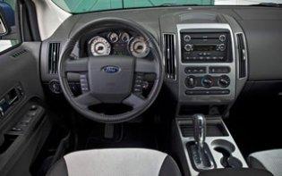 Тест-драйв Ford Edge, Nissan Murano, Toyota Venza