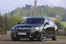Тест-драйв Opel Insignia OPC Sports Tourer