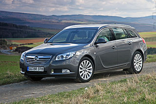 Тест-драйв Opel Insignia Sports Tourer