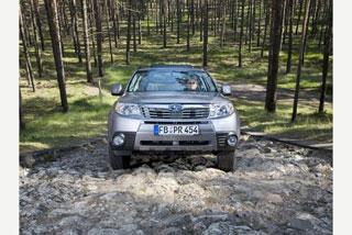 Тест-драйв Subaru Forester 2.0X
