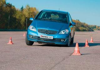 Тест-драйв Mercedes-Benz A200