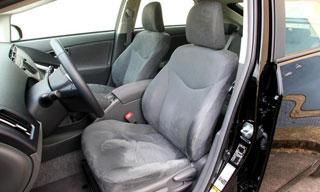 Тест-драйв Honda Insight, Toyota Prius и VW Golf