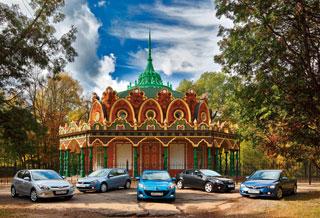 Тест-драйв Honda Civic, Hyundai i30, Chevrolet Cruze, Mazda3, Volkswagen Golf