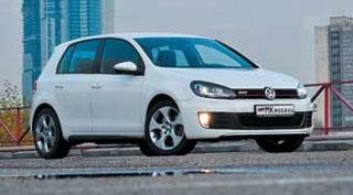 Тест-драйв Volkswagen Golf