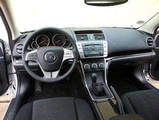 Тест-драйв Ford Mondeo, Mazda6, Peugeot 407, Toyota Avensis, VW Passat