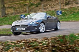 Тест-драйв Jaguar XKR, Porsche 911 Carrera S