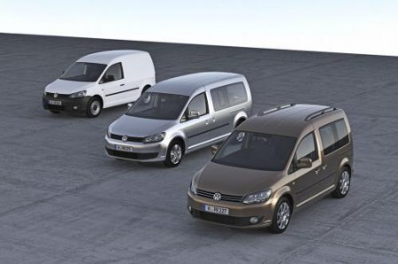 Volkswagen Caddy получил серьезное обновление