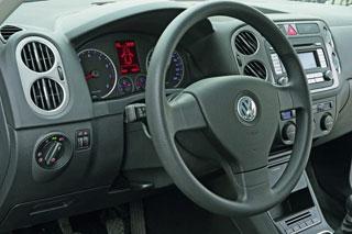 Тест-драйв Volkswagen Tiguan