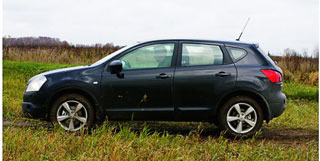 Тест-драйв Renault Koleos, Ford Kuga, Nissan Qashqai, Volkswagen Tiguan