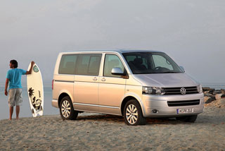 Тест-драйв Volkswagen Transporter