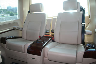 Тест-драйв Volkswagen Multivan Executive