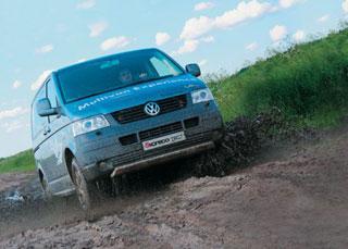 Тест-драйв Volkswagen Multivan Panamericana