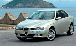 Тест-драйв Alfa Romeo 156