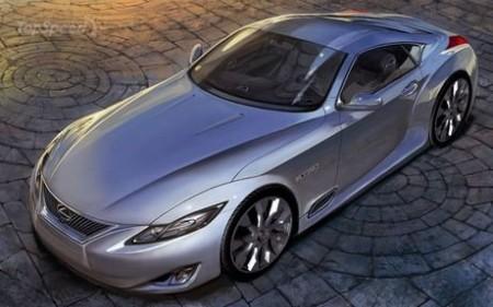 Lexus готовит преемника для SC 430