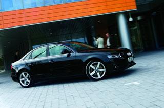 Тест-драйв Audi A4