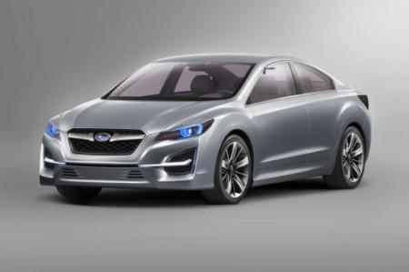 Лос-Анджелес: Subaru продемонстрировала концепт Impreza