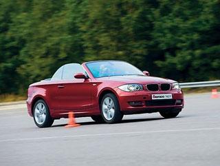Тест-драйв BMW 125i