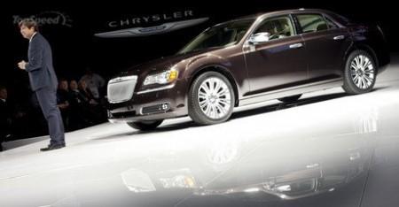 2011 Chrysler 300C Executive Series