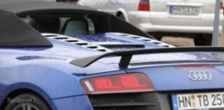 2012 Audi R9 GT Spyder