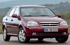 Тест-драйв Chevrolet Lacetti