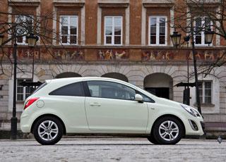 Тест-драйв Opel Corsa