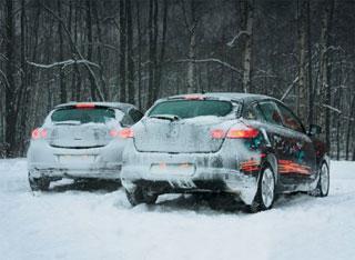 Тест-драйв Opel Astra, Renault Megane
