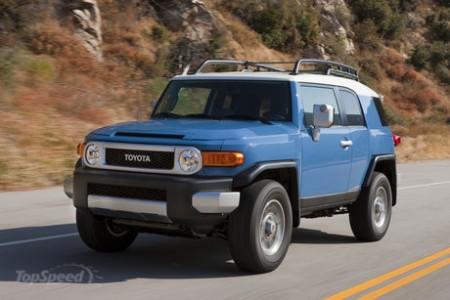 2011 Toyota FJ Cruiser TRD