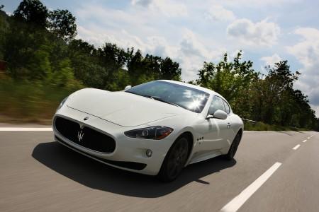 Спортивный пакет для Maserati GranTurismo S Automatic