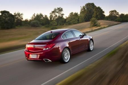 2012 Buick Regal GS Performance Sedan