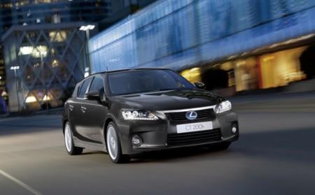 Lexus CT 200h получит пакет F-Sport