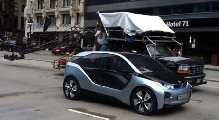 BMW i3 был замечен в Чикаго