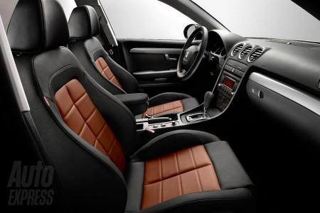SEAT Exeo Facelift